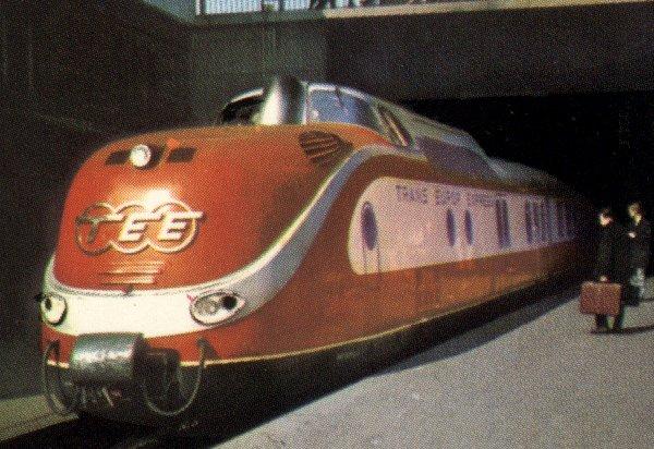 DB VT 601 (ex. VT 11.5)