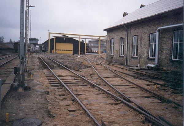 DSB Vognværkstedet i Nyborg