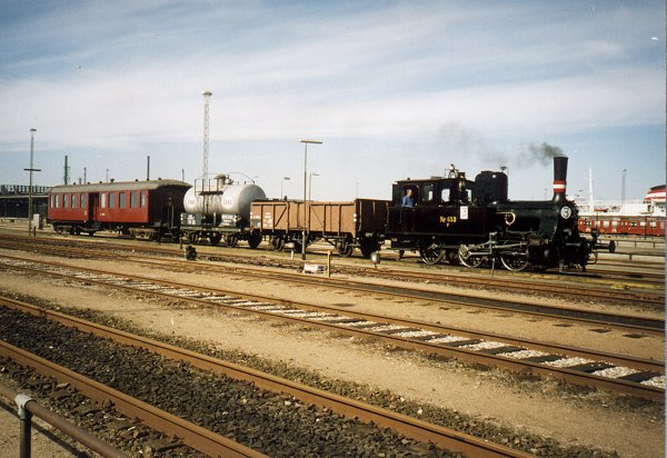 the railway homepage of tommy rolf nielsen martens
